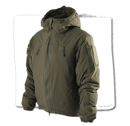 G-Loft insulation garments